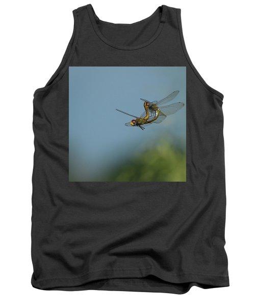 Dragonfly Porn Tank Top