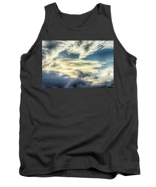 Drama Clouds Tank Top