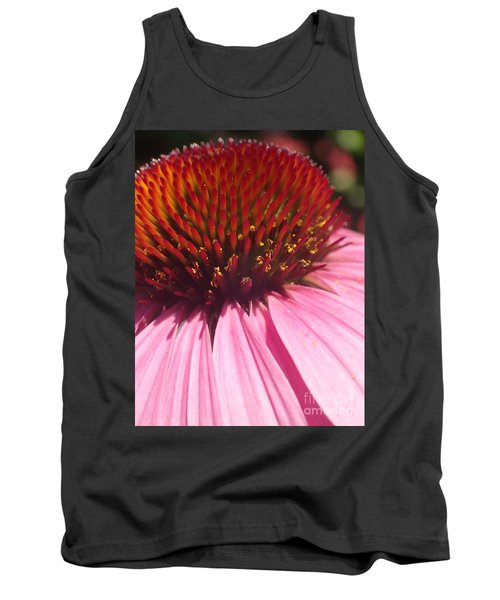 Tank Top featuring the photograph Drama Diva by Christina Verdgeline