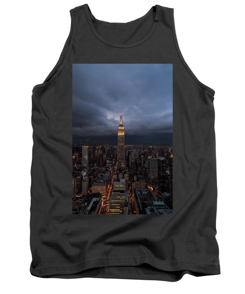 Drama In The City  Tank Top