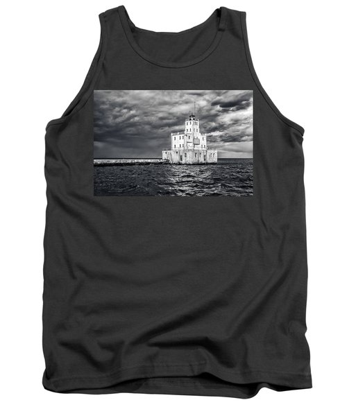 Drama In The Clouds Tank Top