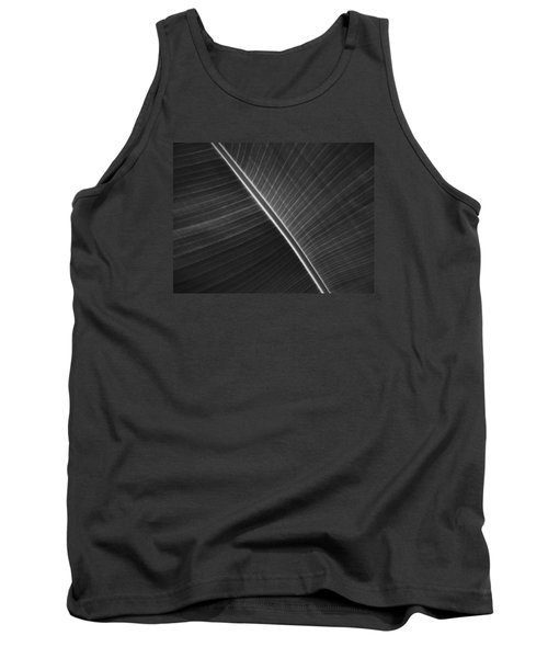 Dramatic Lines Tank Top by Tim Good