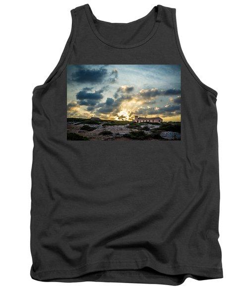 Dramatic Sunset Tank Top