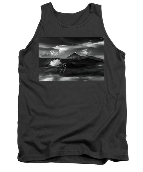 Dramatic View Of Mount Bromo Tank Top