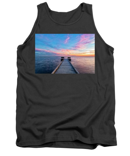 Drawn To Beauty Tank Top