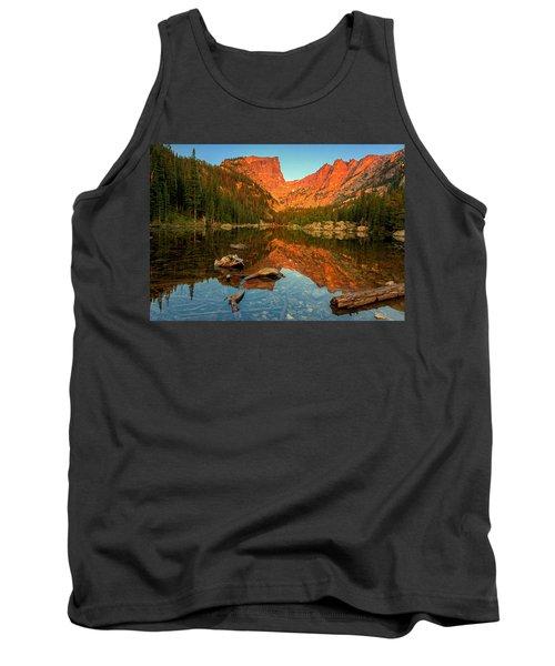 Dream Lake Sunrise Tank Top