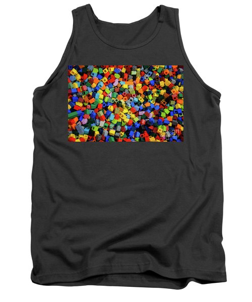 Dreaming In Legos  Tank Top