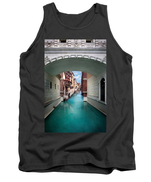 Dreaming Of Venice Tank Top