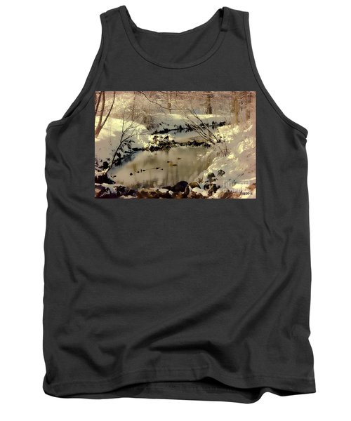 Dreams Come To Light Tank Top