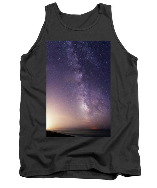 Dreamy Milky Way Tank Top