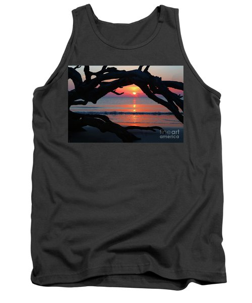Driftwood Arch Tank Top