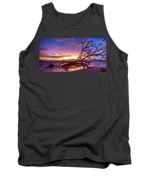 Driftwood Beach 1 Tank Top