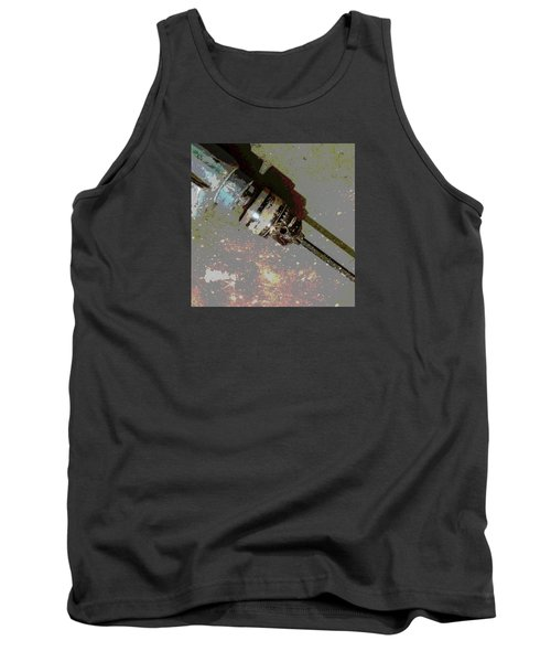 Drill Tank Top by Tetyana Kokhanets
