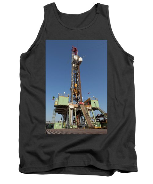 Drilling Ahead Tank Top