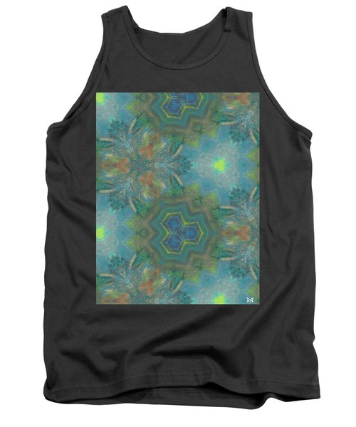 Drinking The Nectar Of Life Tank Top