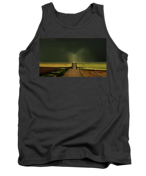 Driving Toward The Daylight Tank Top