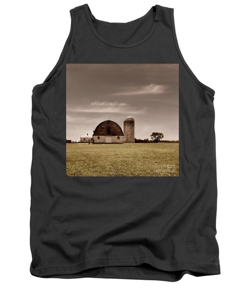 Dry Earth Crumbles Between My Fingers And I Look To The Sky For Rain Tank Top
