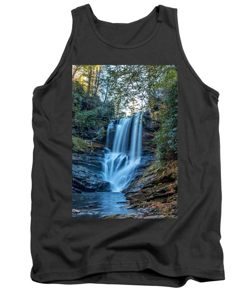 Dry Falls From The Base Tank Top