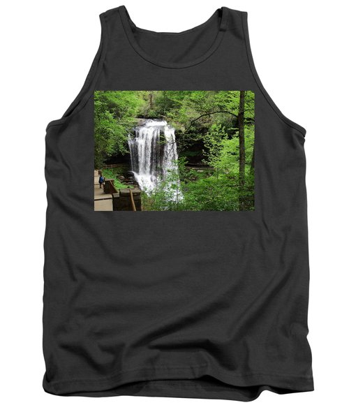 Dry Falls In The Spring Tank Top