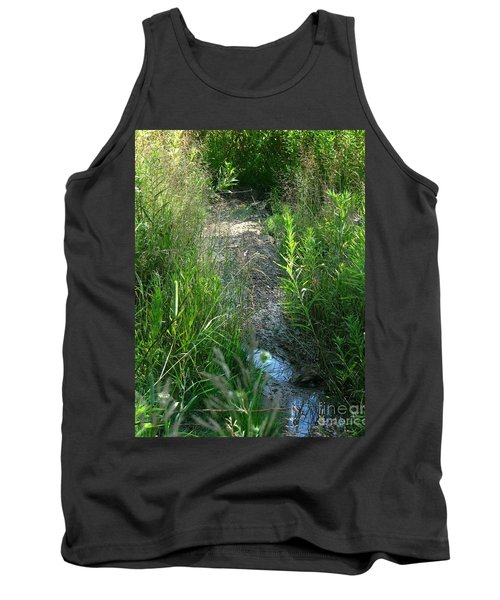 Dry Patch  Tank Top