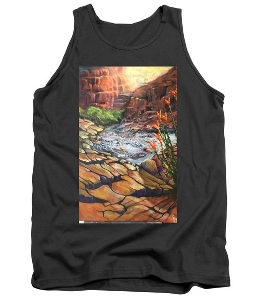 Dry Wash Tank Top