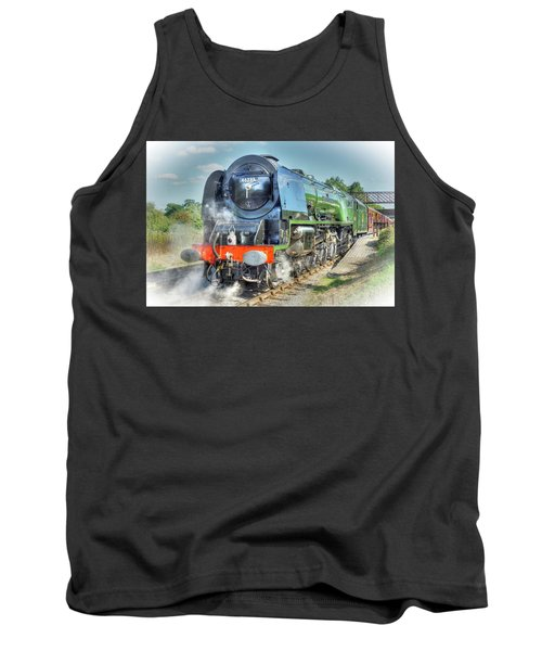 Duchess At Butterley Station Tank Top
