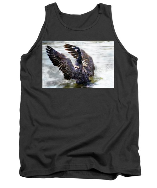 Duck Conductor Tank Top