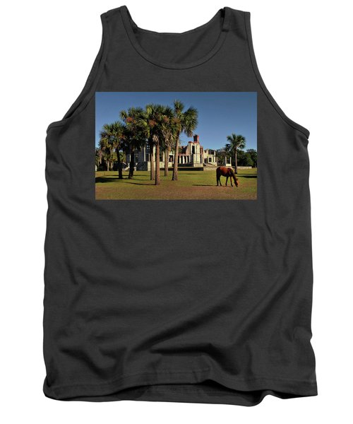 Tank Top featuring the photograph Dungeness  by Jessica Brawley