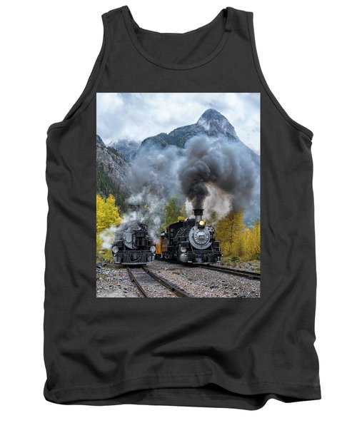 Durango Silverton Train Tank Top