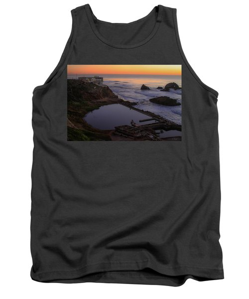 Dusk At Sutro Baths Tank Top