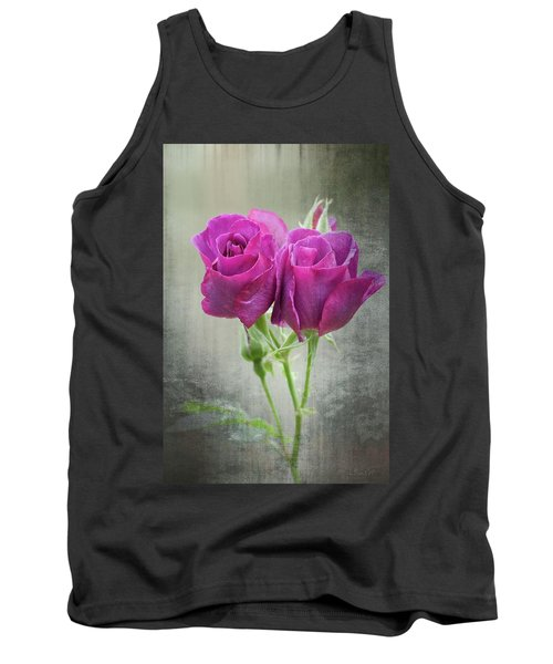 Dusty Roses Tank Top