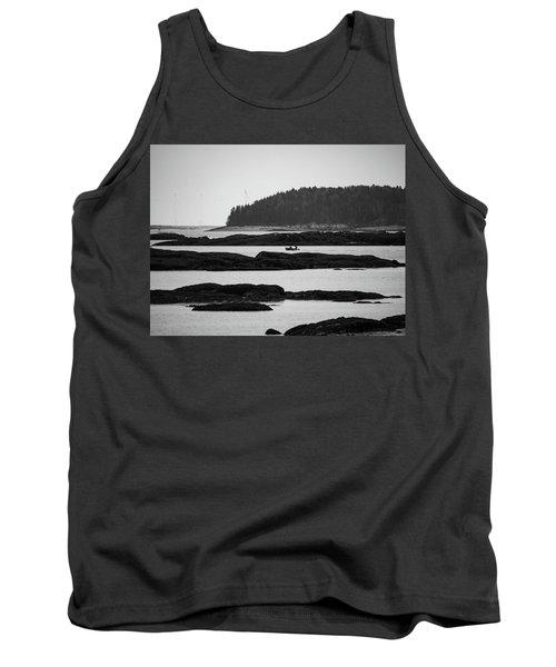Dwon East Maine  Tank Top