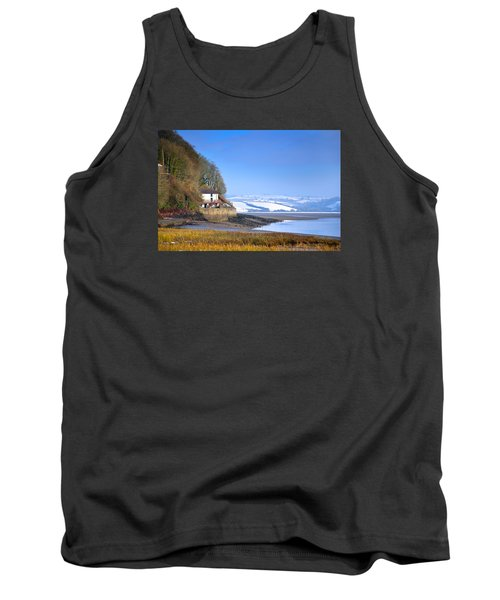 Dylan Thomas Boathouse 3 Tank Top
