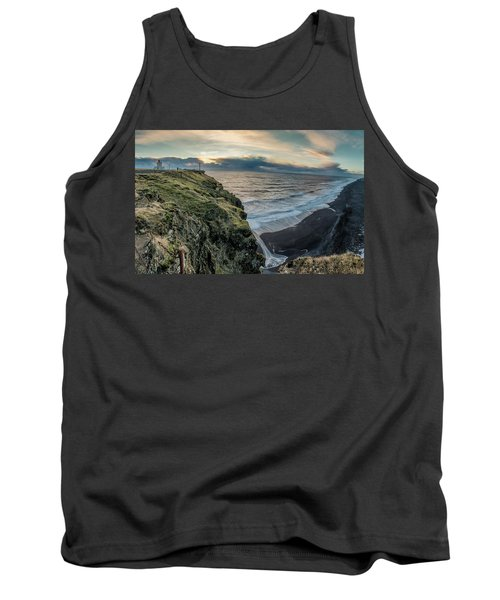 Dyrholaey Light House Tank Top