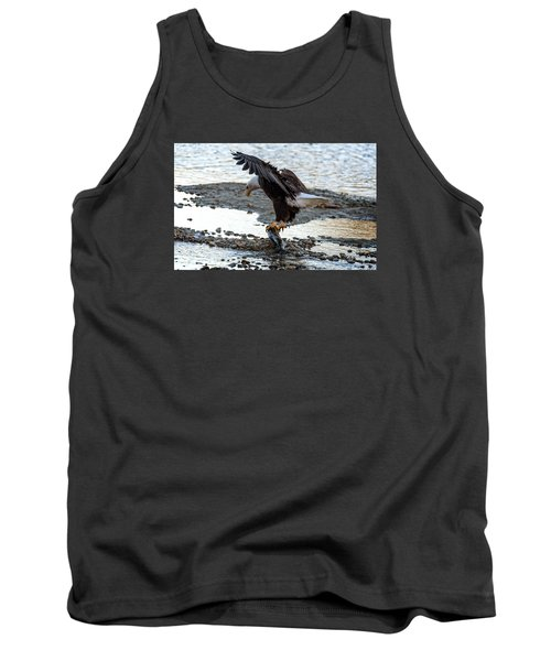 Eagle Dinner Tank Top