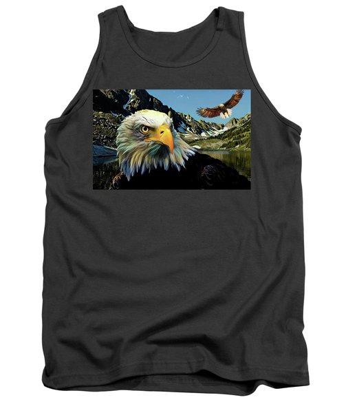 Eagles Lake Tank Top