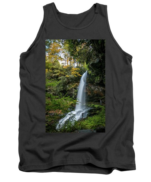 Early Autumn At Dry Falls Tank Top