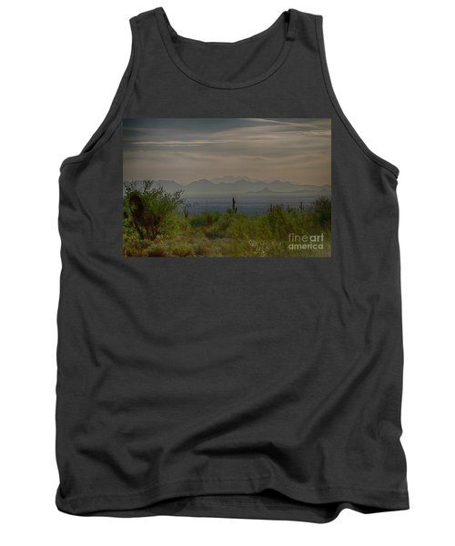 Tank Top featuring the photograph Early Morning by Anne Rodkin