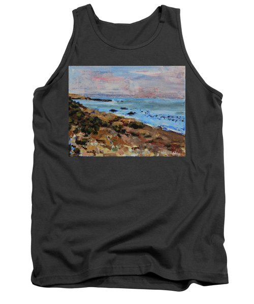 Early Morning Low Tide Tank Top