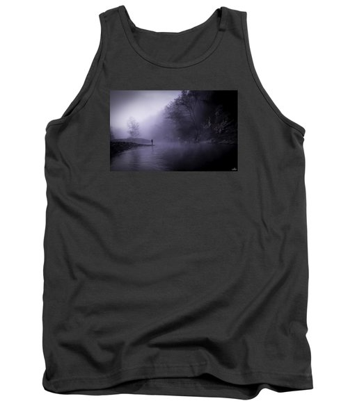 Early Morning On The Lower Mountain Fork River Tank Top