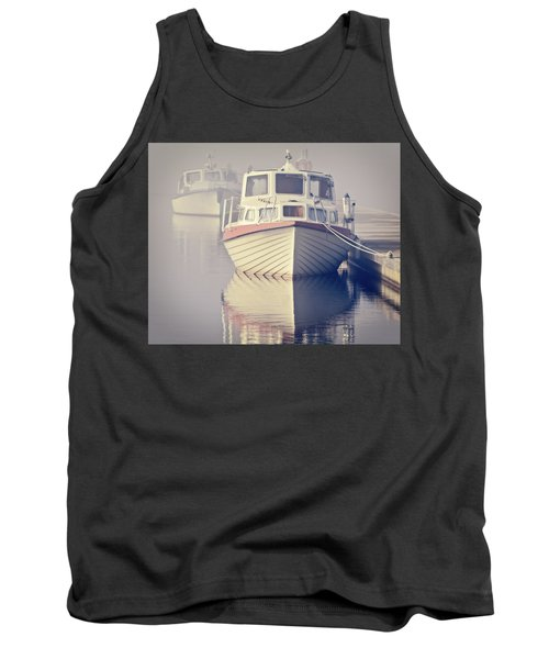Tank Top featuring the photograph Early Morning Softness by Ari Salmela
