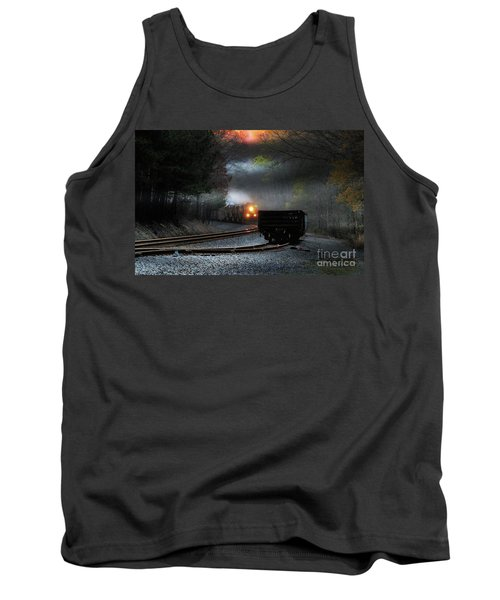 Early Morning Steel Tank Top