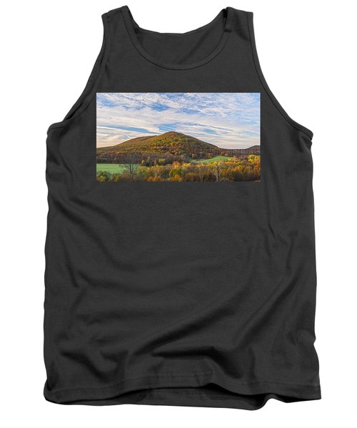 Early Morning Trestle Skies Tank Top