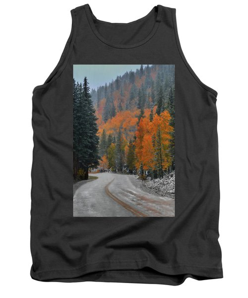 Early Snow Tank Top by Dana Sohr