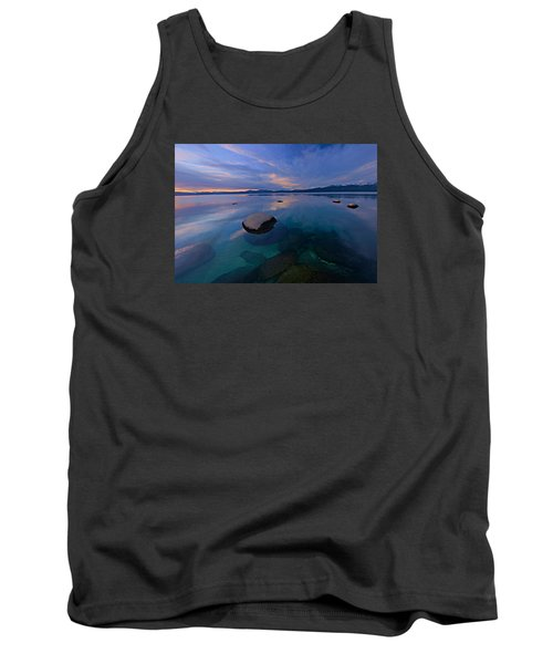 Early Winter Tank Top by Sean Sarsfield