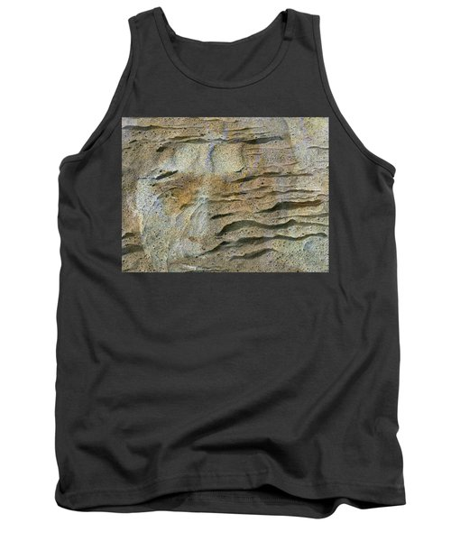 Tank Top featuring the photograph Earth Memories-sleeping River # 2 by Ed Hall