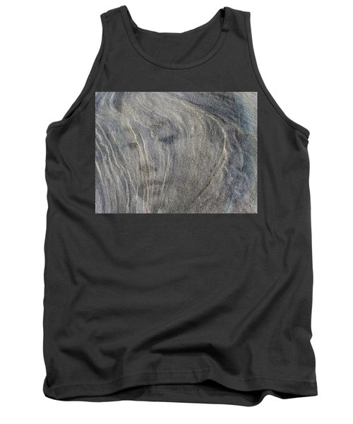 Tank Top featuring the photograph Earth Memories - Sleeping River # 3 by Ed Hall