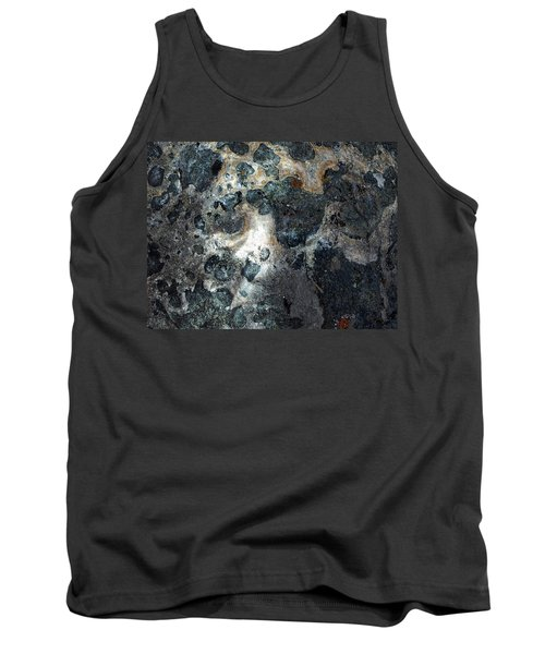 Tank Top featuring the photograph Earth Memories - Stone # 8 by Ed Hall