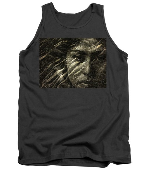Tank Top featuring the photograph Earth Memories - Water Spirit by Ed Hall