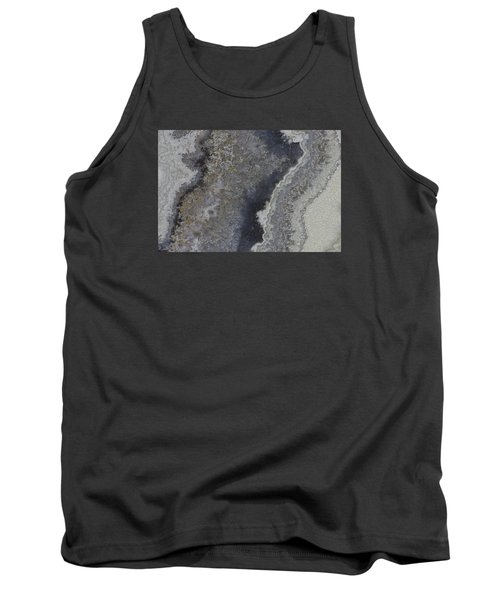 Earth Portrait 001 Tank Top
